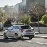 Prueba Toyota Corolla Touring Sports dinámica