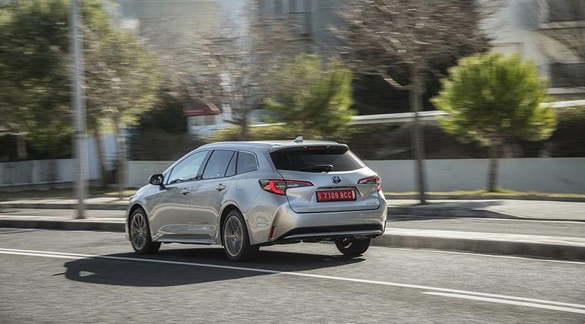 Toyota Corolla Touring Sports dinámica
