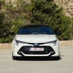 Prueba Toyota Corolla 5 puertas frontal