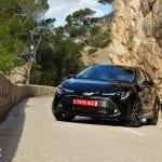 Prueba Toyota Corolla Touring Sports perfil