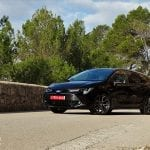 Prueba Toyota Corolla Touring Sports 180H