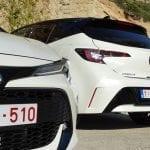 Prueba Toyota Corolla detalle exterior