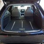 Prueba Toyota Corolla Touring Sports maletero asientos tumbados