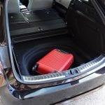 Prueba Toyota Corolla Touring Sports hueco maletero