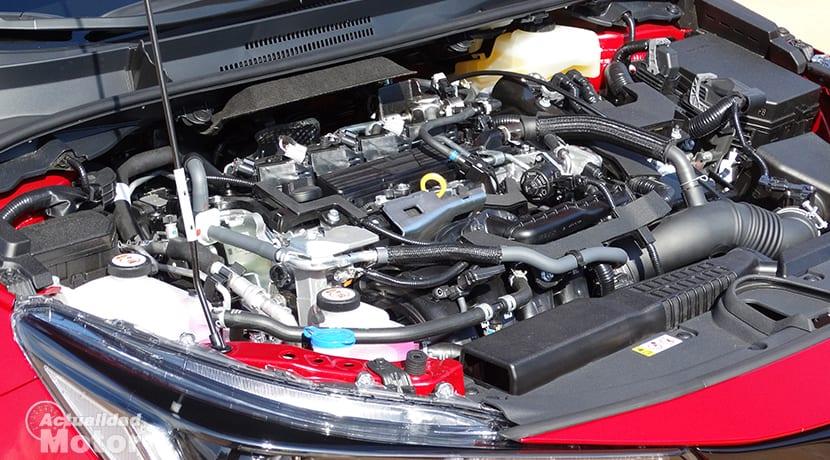 Motor Toyota Corolla 180H híbrido