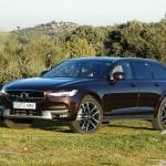 Prueba Volvo V90 Cross Country T6 AWD Auto 8v