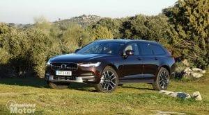 Prueba Volvo V90 Cross Country T6
