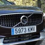 Prueba Volvo V90 Cross Country parrilla frontal