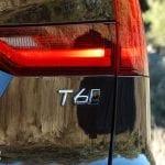 Prueba Volvo V90 Cross Country T6 inscripción