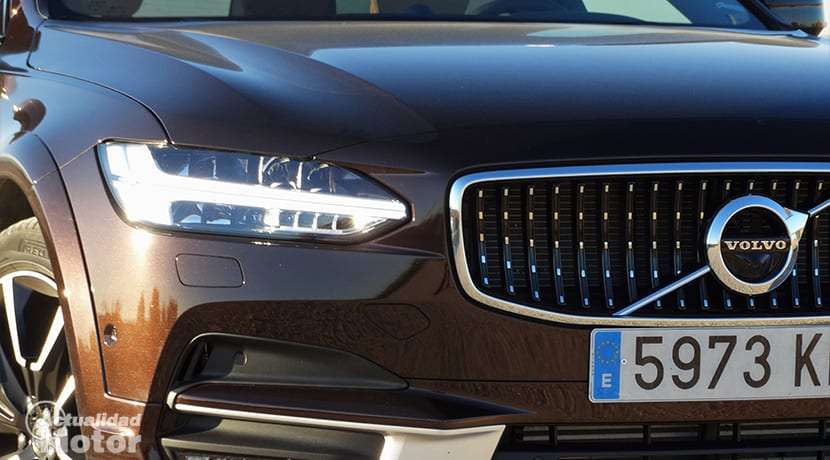 Faro de LED Volvo V90 Cross Country