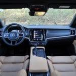 Prueba Volvo V90 Cross Country diseño interior