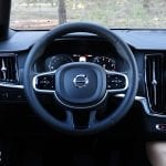Prueba Volvo V90 Cross Country volante
