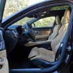 Prueba Volvo V90 Cross Country plazas delanteras