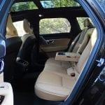 Prueba Volvo V90 Cross Country plazas traseras