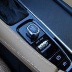 Prueba Volvo V90 Cross Country botón arranque modos conducción