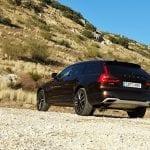 Prueba Volvo V90 Cross Country