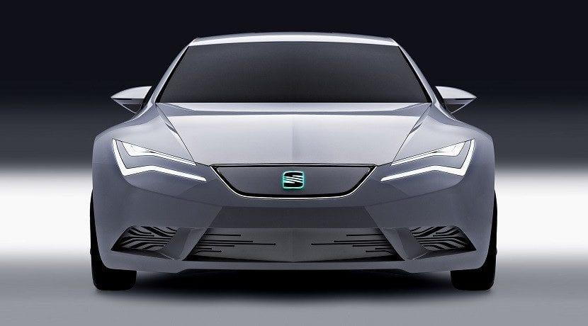 El IBe concept fue un adelanto de las intenciones de Seat de lanzar un eléctrico