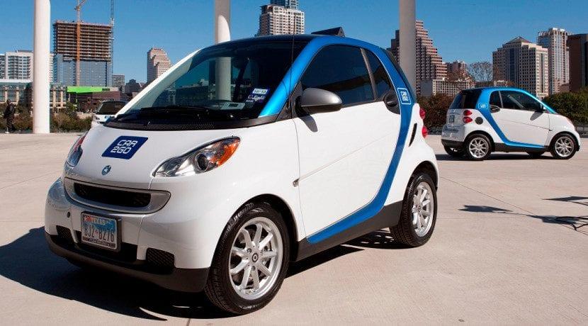 Car2go y DriveNow se unen, Smart Fortwo