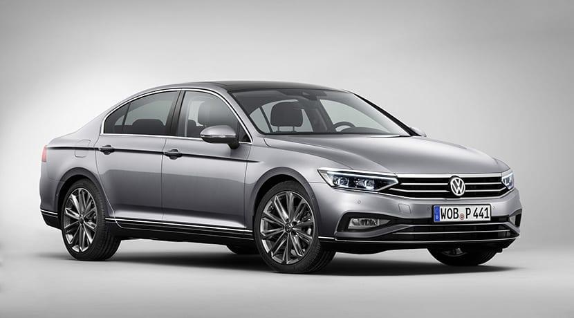 Volkswagen Passat perfil