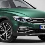 Volkswagen Passat Alltrack morro