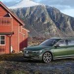 Volkswagen Passat Alltrack perfil