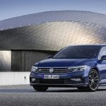 Volkswagen Passat Variant R-Line lateral perfil