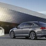 Volkswagen Passat restyling parte trasera