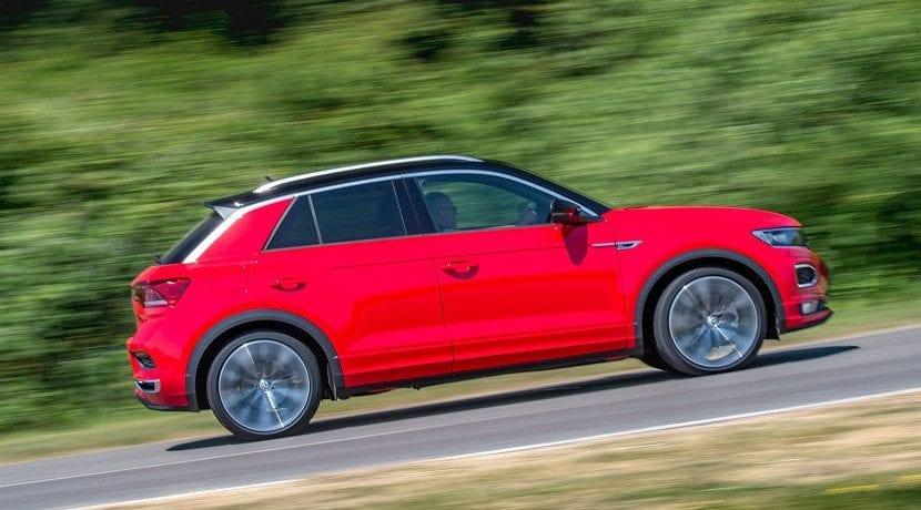 Volkswagen T-Roc R confirmado