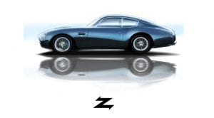 Aston Martin Aston Martin DBZ Centenary Collection DB4 GT Zagato