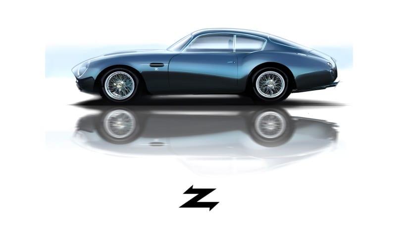 Aston Martin Aston Martin DBZ Centenary Collection DB4 GT Zagato