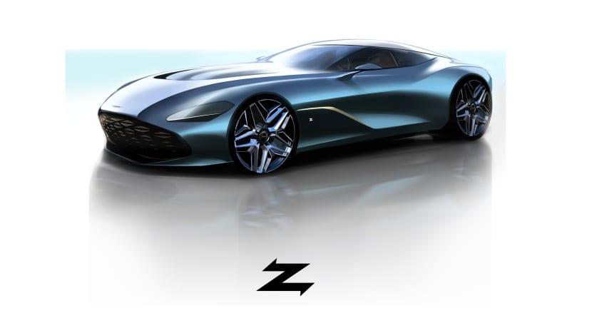 Aston Martin Aston Martin DBZ Centenary Collection DBS GT Zagato
