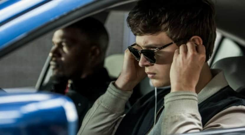 Fotograma película Baby Driver (2017)