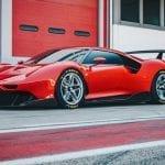 Ferrari P80/C Frontal