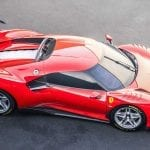 Ferrari P80/C Exterior