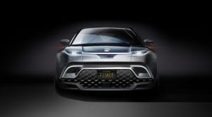 Fisker Electric SUV