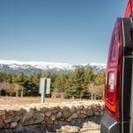 Detalle faros traseros Citroën Berlingo