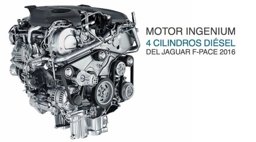 Jaguar Land Rover Ingenium Diésel