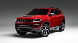 Jeep Compass Plug-in Hybrid 4x4e