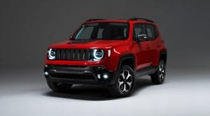 Jeep Renegade Plug-in Hybrid 4x4e