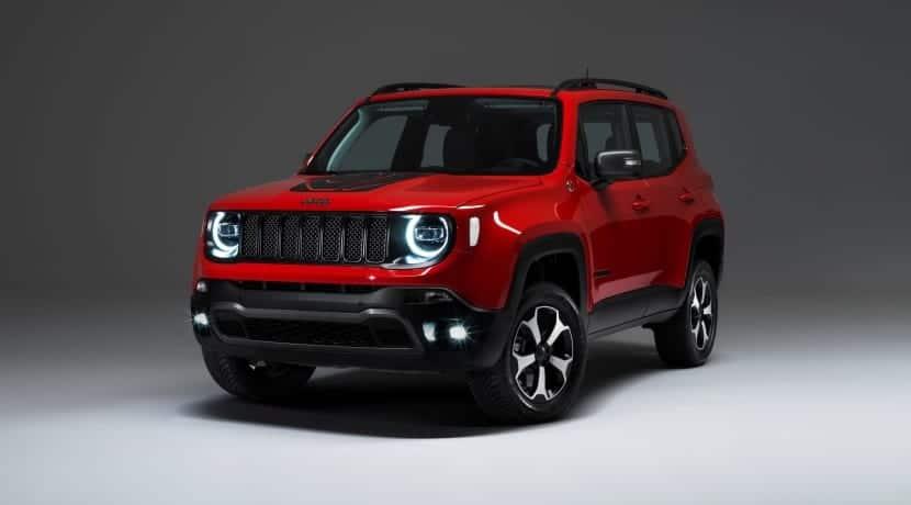 Jeep Renegade Plug-in Hybrid 4x4e