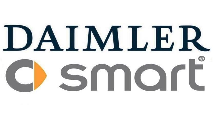 Logo Daimler AG - Smart