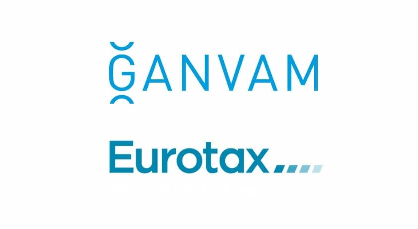 Logos de Ganvam y Eurotax