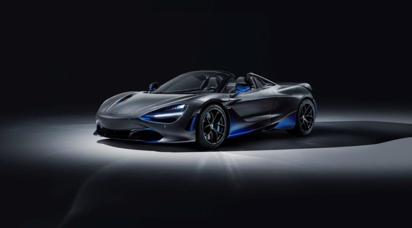 McLaren 720S Spider by MSO One-Off