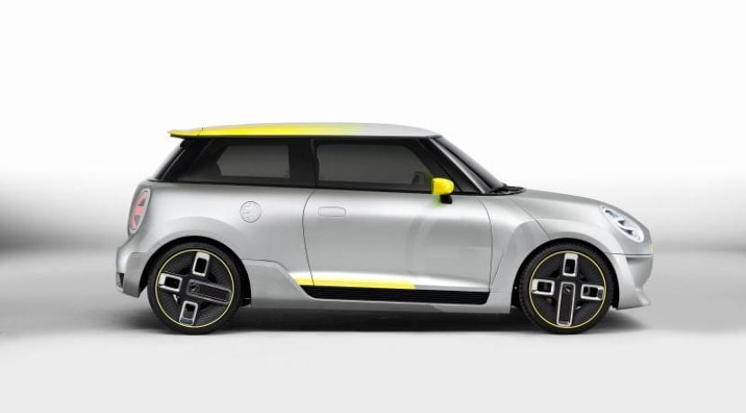 Mini S E Electric