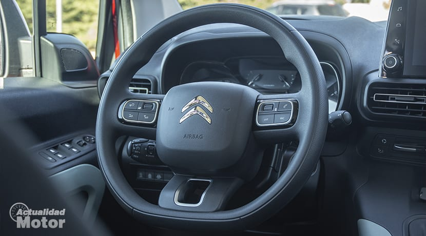 Prueba Citroën Berlingo Volante