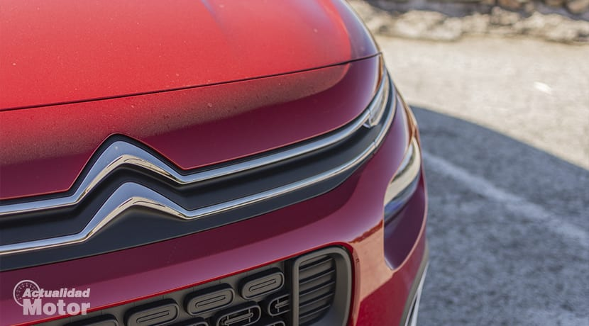 Prueba Citroën Berlingo Detalle frontal