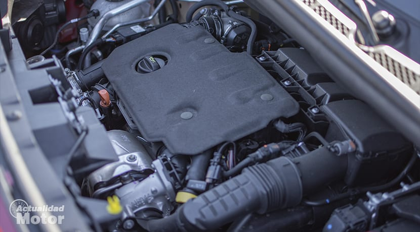 Prueba Citroën Berlingo Motor