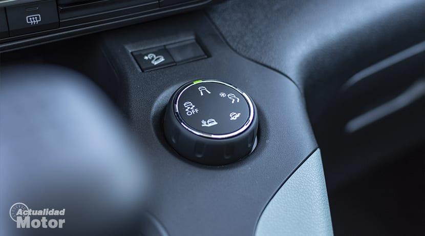 Prueba Citroën Berlingo Grip control