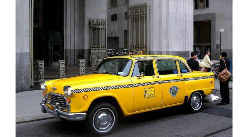 Taxi de la Compañía Checker