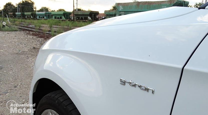 Inscripción Audi A3 Sportback G-tron